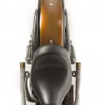 british customs, motorcycle seats, hybrid gel technology, triumph motorcycles