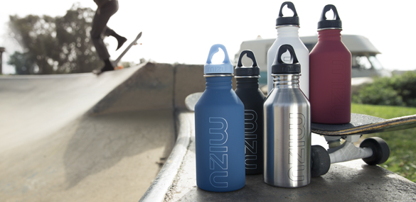 Mizu Stainless Steel Water Bottles