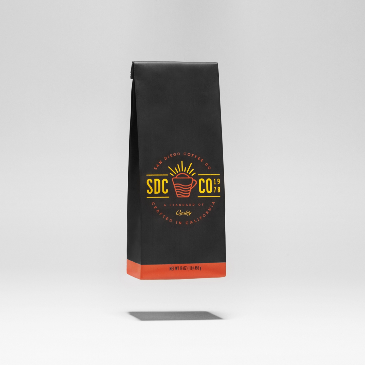SD Coffee Co – Packaging Design & Branding