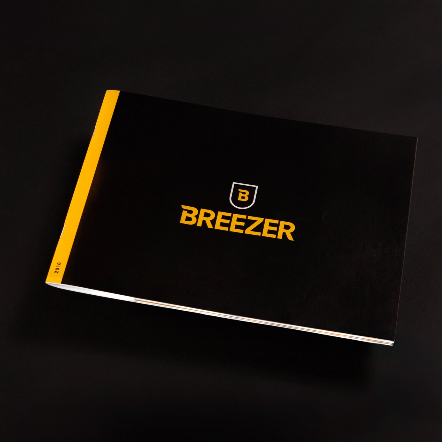 BREEZER – Re-Brand & Lookbook