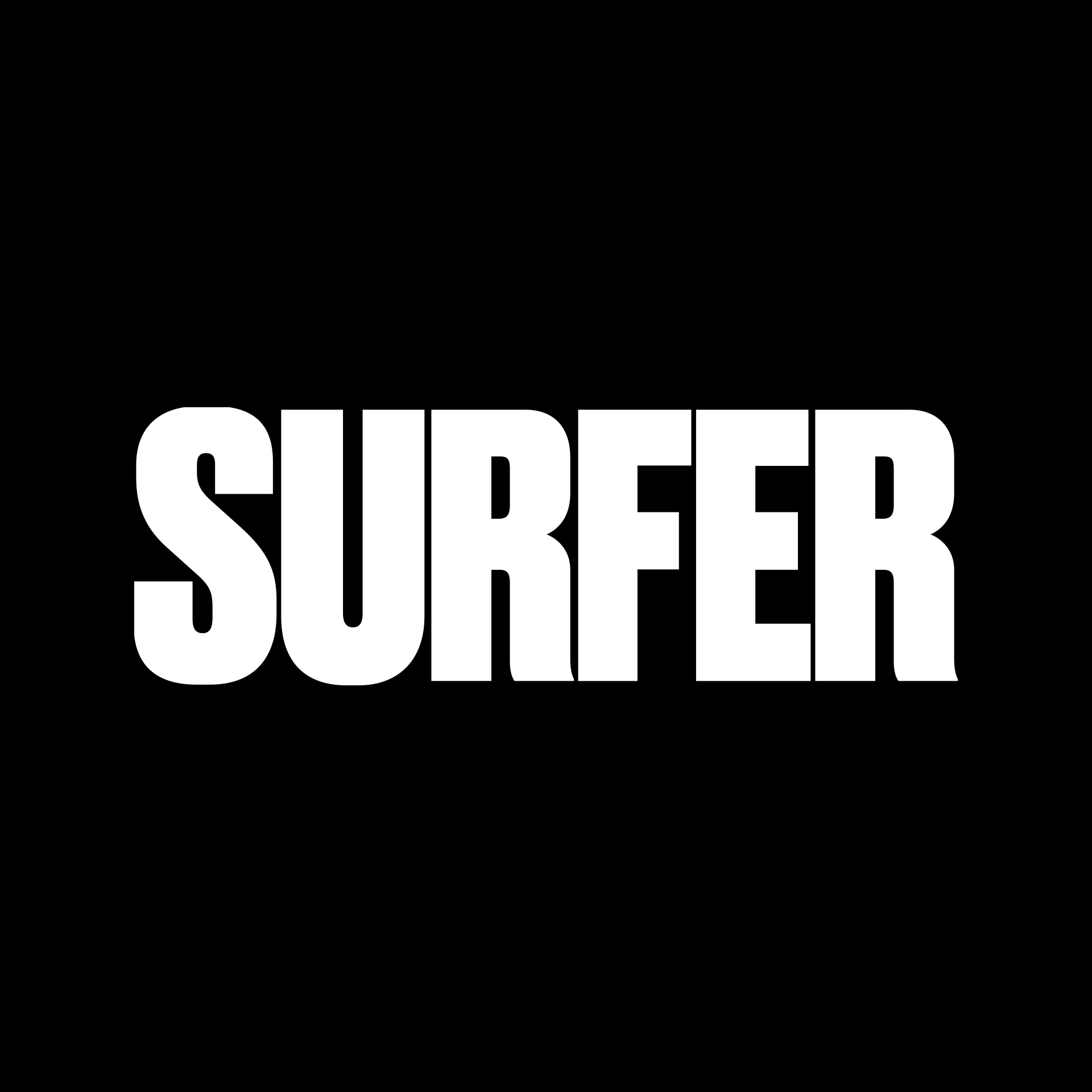 Surfer Magazine T-Shirt Softgood Design